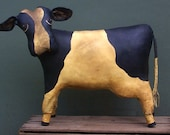 Primitive Pattern pdf Primitive Cow Bessie  Folk Art Awesome INSTANT DIGITAL DOWNLOAD
