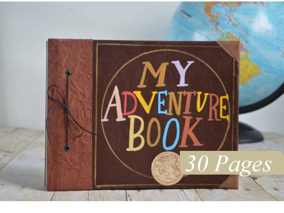 My Adventure Book Printable Cover ~ Our adventure book edition by slightlyembellished
