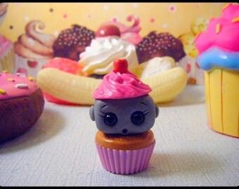 Cupcake Robot (Pink/Purple)