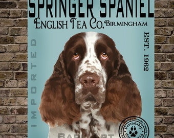 Springer Spaniel Tea Co.