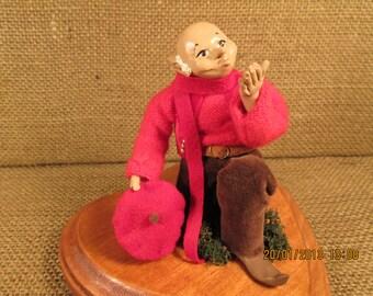 Valentine elf doll