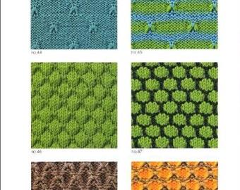 Kazekobo's Favorite Knit Patterns 200 - Japanese Knitting Pattern Book - KazeKobo - Aran, Rib, Cable Design Patterns, Knit Reference, B1189