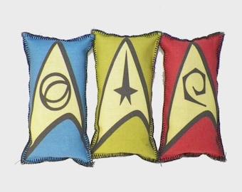 Star Trek Inspired Catnip Toy Set of All Three