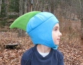 Crested Dinosaur Pteranodon Hat for Infants Toddlers and Children