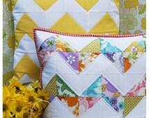 Chevron Pillow Pattern
