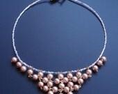 Custom Bridal Jewelry RESERVED