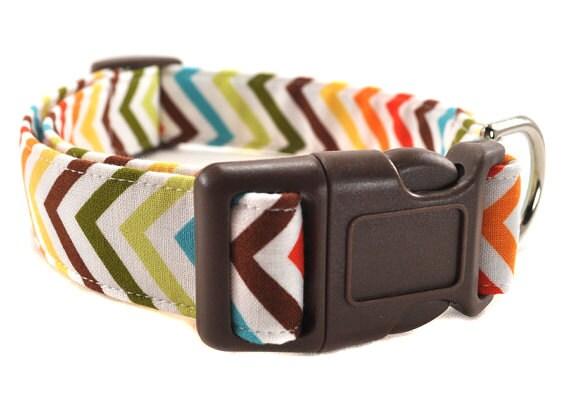 The Chevron - Dog Collar