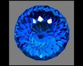 Portuguese Cut Sapphire 14mm 23.06 carats