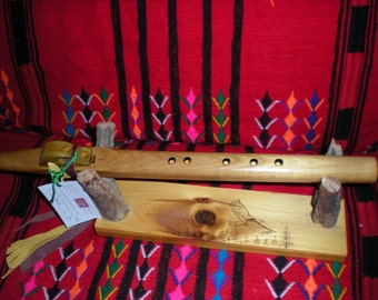 Native American Style Flute Key Of Am