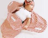 Swaddle Blanket Pattern - INSTANT DOWNLOAD