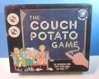 Popular items for couch potato