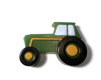 Tractor Soap | Farm Soap | Smells Like Fresh Cut Grass | One Soap