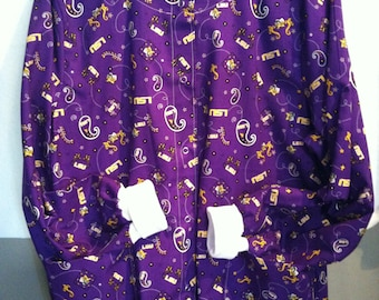 LSU Nursing Jacket