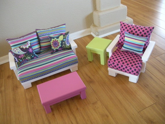 Doll Couch Chair Living Room Furniture For By