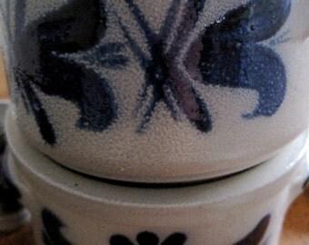 SALE******Schilz salt glazed soup bowls made in Germany