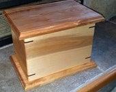 Cremation Box