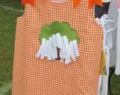 Auburn Toomer's Corner oak tree ribbons orange gingham