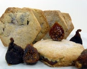 Shortbread - Armagnac fig with toasted Walnuts - fig newtons for grown-ups