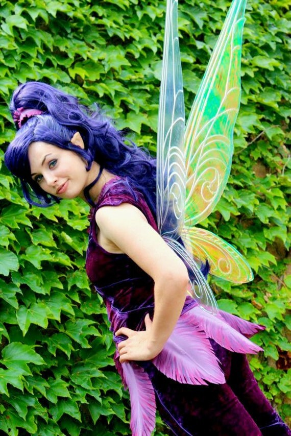 Extra Large Vidia Inspired Fairy Wings In Your Choice Of