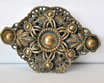 Late Victorian Arts and Crafts Brooch