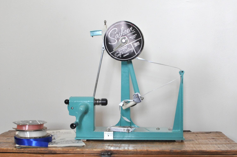ribbon maker machine