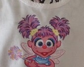 Abby Cadabby T-Shirt or One-Piece with Name