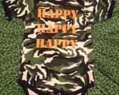 Happy, Happy,Happy Onesie