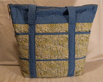 Large Everyday Tote by Spring St Purses