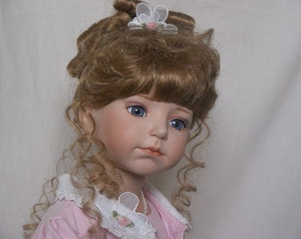 Large porcelain doll (Jane)