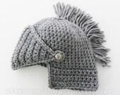 boyfriend gift Mens Knight Helmet Hat Crochet Slouch Mens Convertible Beanie Handmade Winter Men Snowboard Ski Hat unisex