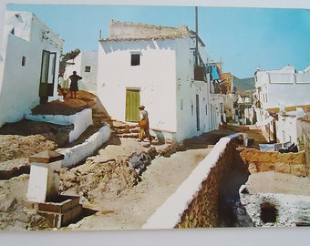 The Spanish Ibiza 80s PostCard
