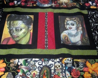 Custom Order The True Diva  and Elvis Throw Custom Order yours today