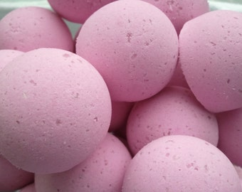 14 BuBbLE BoMbS (select scents Kids Love) Bubbling Bombs, Kids Spa Parties favorites