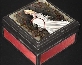 Forlorn Keepsake Box