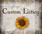 Custom Listing for Katon