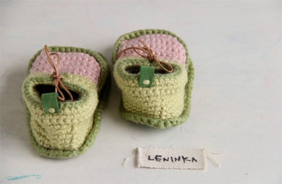 SALE - Boot-laced Booties Made for Walking - Toddler U.S. size 6-7 - 20% off - Ready to Ship SALE