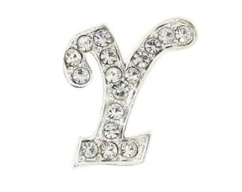 Letter Y Tag Pin Brooch Pin 101230Y