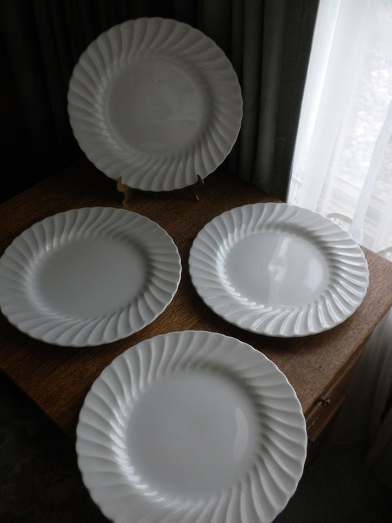Set of 4 Shabby Chic Dishes to Mix and Match Sale