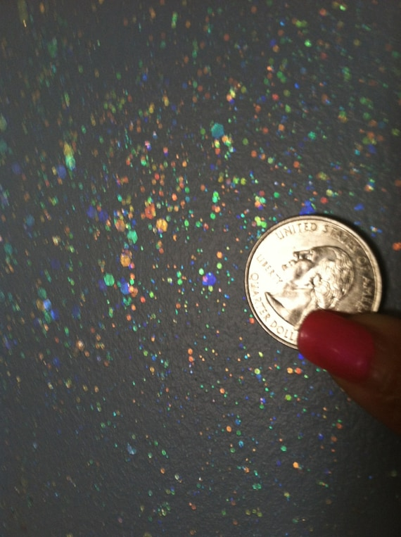 Gilry Me Glitter Wall Paint New Girly Glitz Top Coat Paint