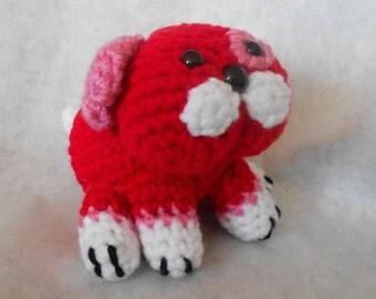 Puppy Love - Amigurumi Crochet Pattern