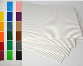 "2 XXLarge sheet (27""x 19"") corrugated cardboard for crafting"
