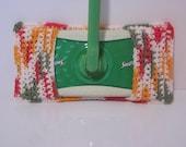 Swiffer Cover, Cotton Crochet, Reusable
