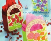 Valentines Gift Pockets-Card-Better Than a Card-Gift Box-Valentines Gift Idea-DIY