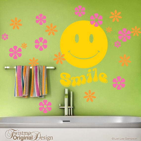 Happy Hippie Decals by Twistmo