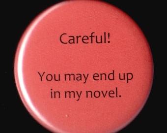 Novel Idea Button