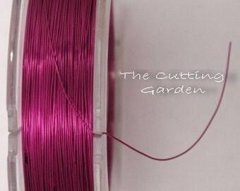 Wire Skinny Pink (Fuchsia) - 1 Pack