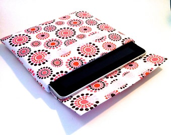 iPad Mini Case, iPad Mini Cover, iPad Mini Sleeve in strawberry bursts
