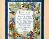 Blessings - Counted Cross Stitch by Kooler Designs for Leisure Arts