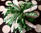 Emerald Isle Korker Hair Bow