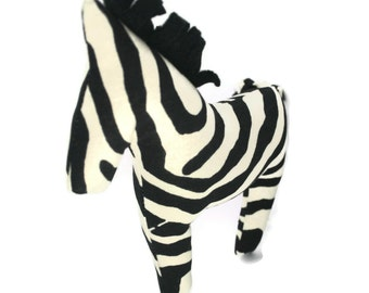 Dog Toy Zebra